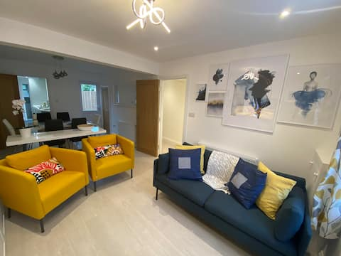 Beautifully Refurbished House in Central Oxford