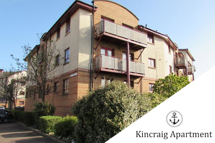 The Kincraig - Kintyre Apartments