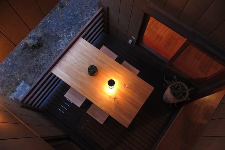 【NEW】Morinoya 禅  - ZEN - (自然に囲まれた貸切Villa)