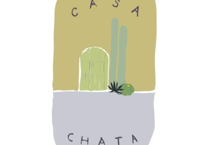 Casa Chata, Centro Oaxaca. 4