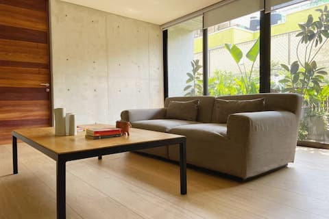 Boutique Design Apt. | Colonia Roma Norte