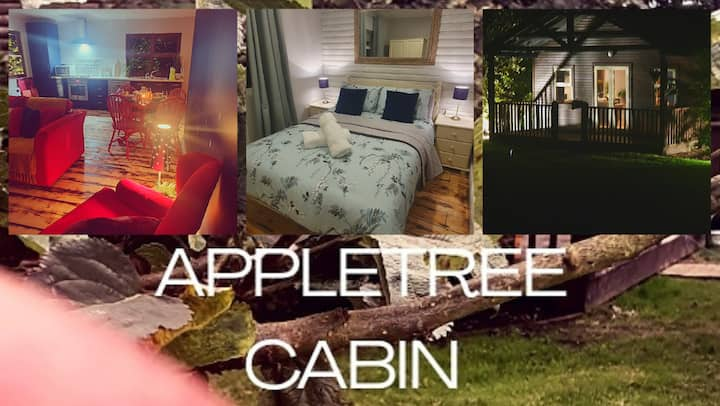 Appletree Cosy Country Cabin + Wifi
