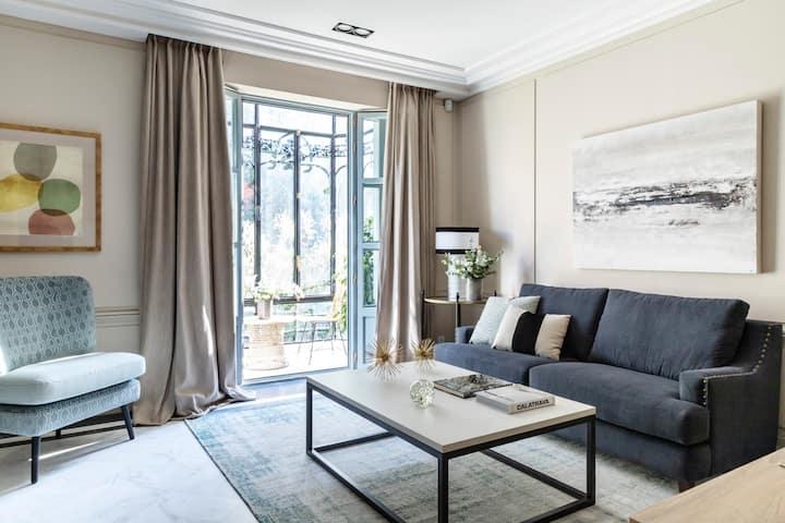 Apartamento de lujo con mirador en Ayala 63