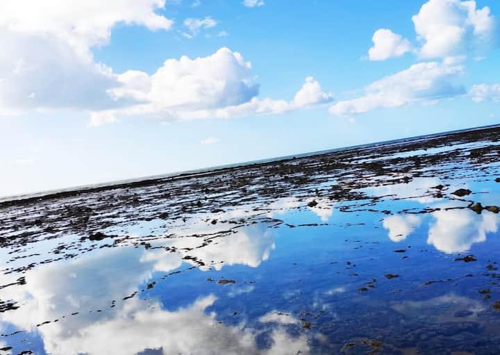 Uma Suíte a 100 metros da praia do Espelho!!!