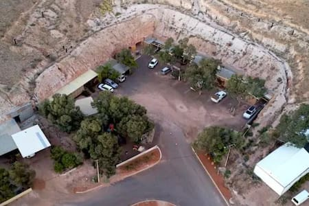 Desert View Apartments - Underground Queen 2 bdrm
