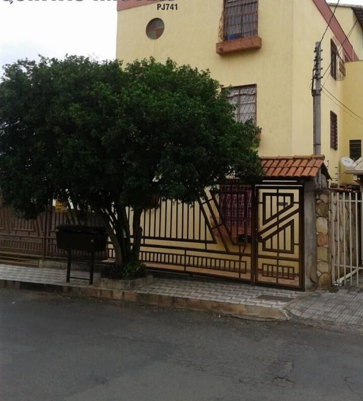 Apartamento Rua Buganville
