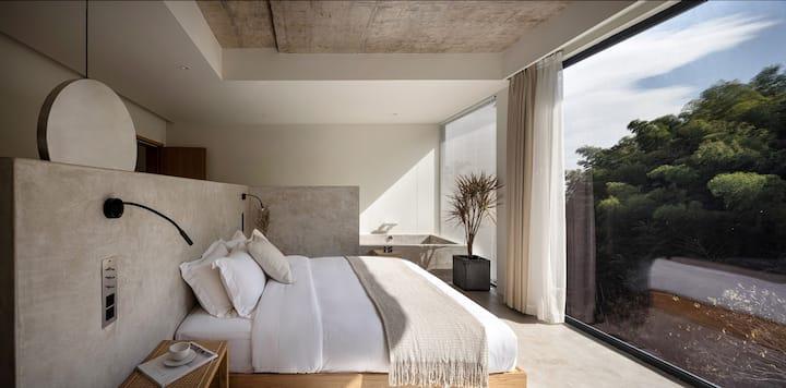 莫干山SeeAnn溪岸民宿·白日梦浴缸房Daydreaming Room