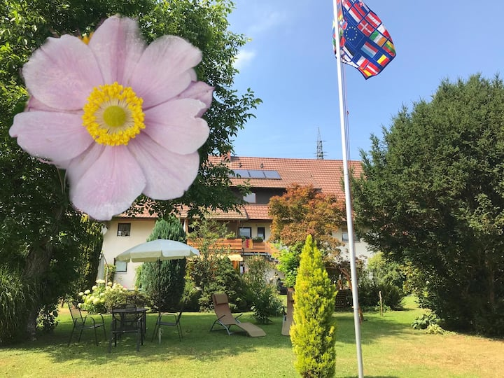 Ferienwohnung Anemone Rheinfelden - Wohnung 1