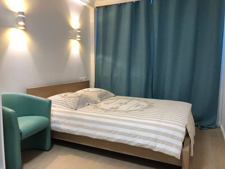 Cozy modern apartment, near the Eiffel Tower