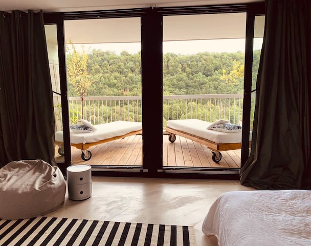 Sonie's sunny Stay- a lovely Loft in Luxembourg