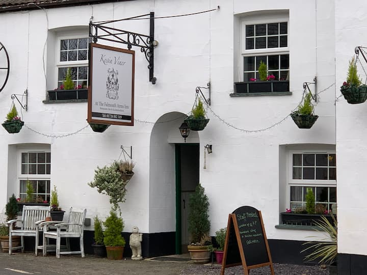 Cornish Inn and Restaurant with award winning chef