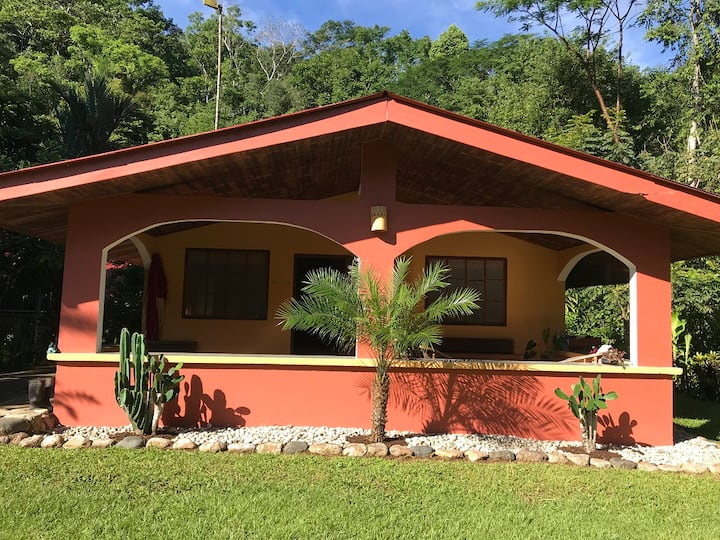Casa Emilio, Dos Brazos Jungle House