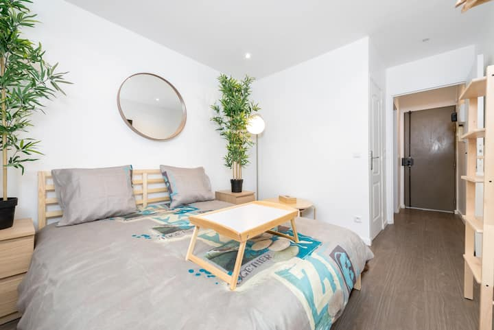 Confortable appartement/ heart of Aubervilliers