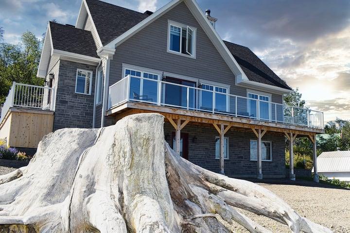 Hôtel à la maison - La Maison du Nordet