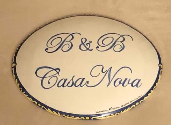 B&B-CasaNova (Camera Grumentum)