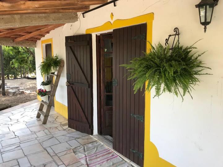 Vila Nova de Milfontes Casa com jardim privado