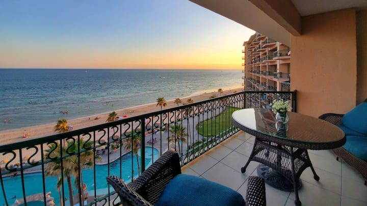New!BeachFront|Penthouse||HeatedPool|SonoranSeaResort