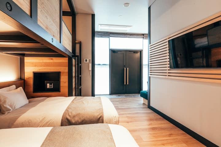 HOTEL KARUIZAWA CROSS / Bank Superior 5 people