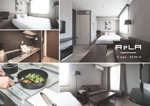 New Hotel■3 mins to Higashi-Matsudo St-PAX 3■HM-D