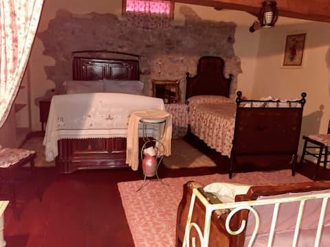 Casa da vovó Assunta em Sardara