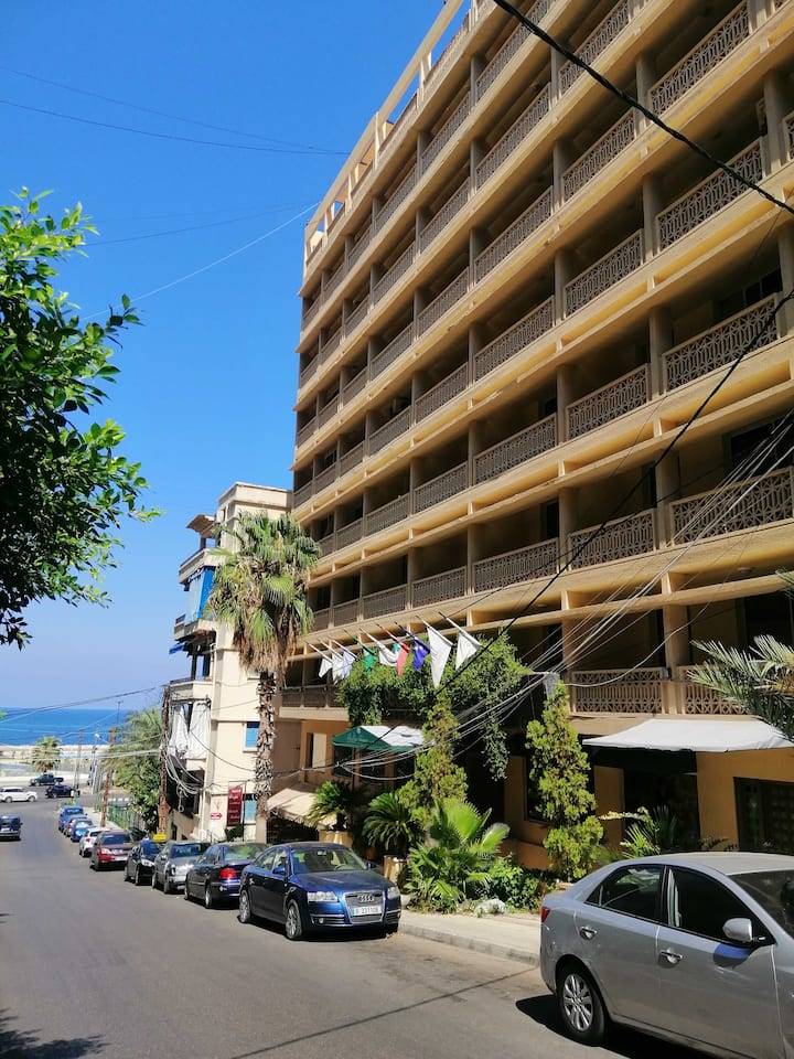 Beirut 2 BR apart. - near the sea and Hamra st.