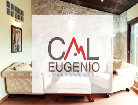 Spektakuläres Loft/Deck - Cal Eugenio Margalef