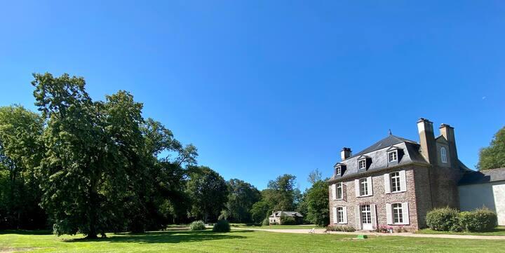 Chambres d'hôtes au Domaine des Longrais