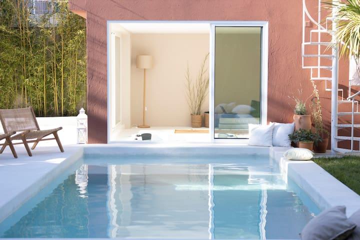 Casa dos Pinheiros 109 - private pool & spa
