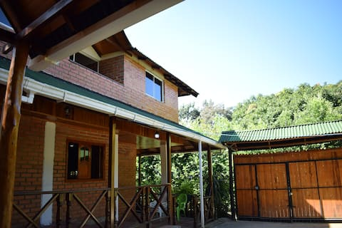 ¡Welcome to our beautiful cabin in Minca!