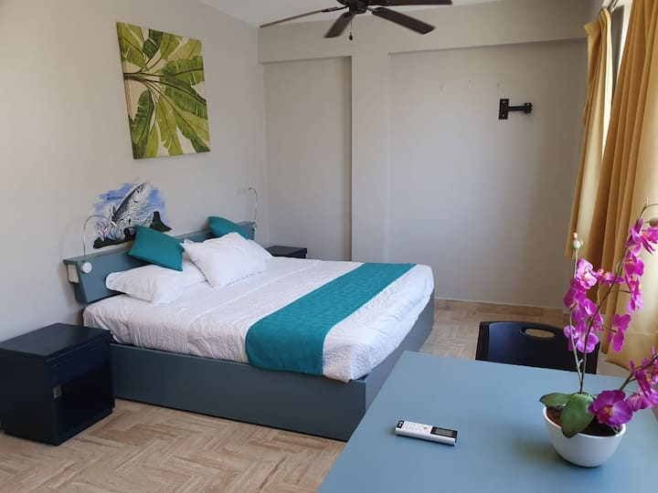 Apart Suite Full Equ. 5TH AV.! 2PAX 100m del mar