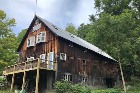 The Loft in Historic Rochester Barn