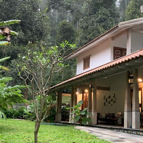 Boutique stay in Organic plantation incl breakfast