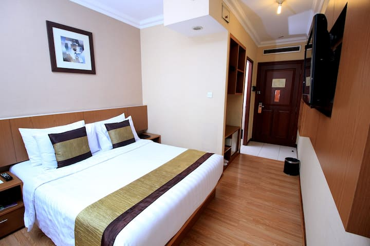 Grand Setiabudi Hotel,Studio with balcony