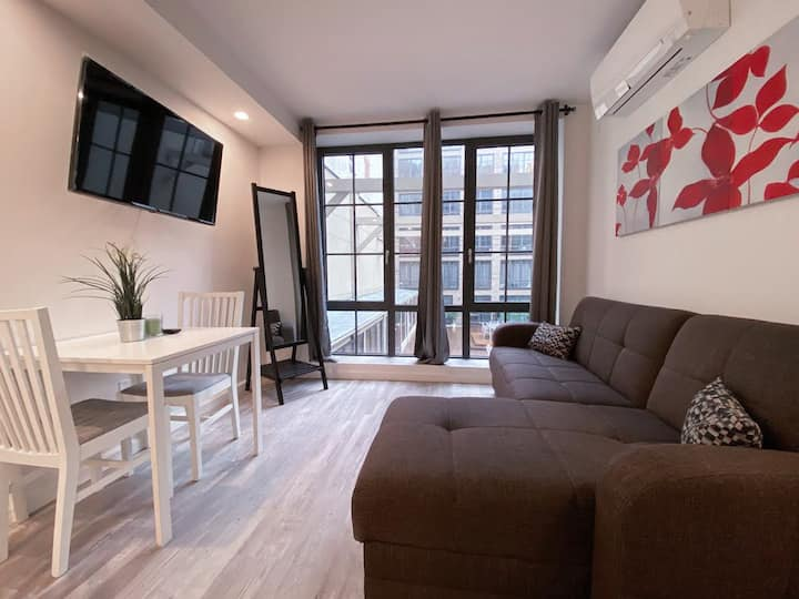 Two Bedroom apartment in a Brand New Building