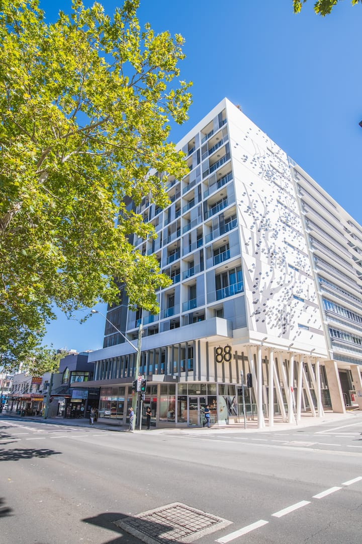 Comfortable Studio at the Central of Chatswood