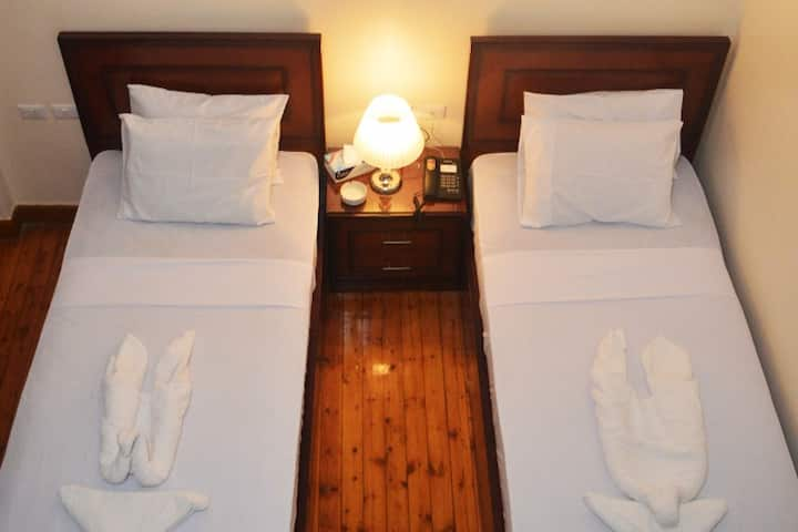 Dulux double room in the heart of Cairo #4