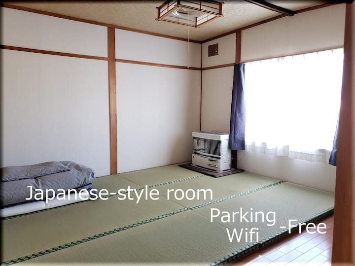 This is a shared house. Here is 12.6㎡-floor. #3