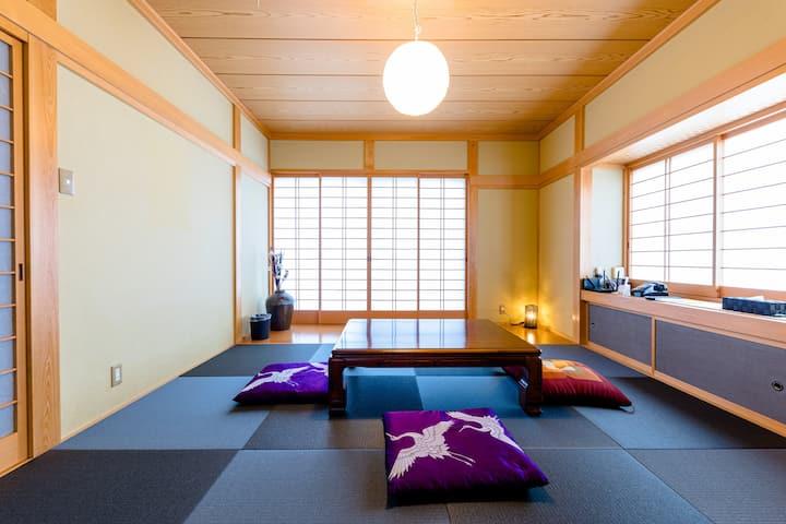 【GoTo対象】New Open[iine]大人数での宿泊OK!最新空気清浄機設置!快適なご滞在