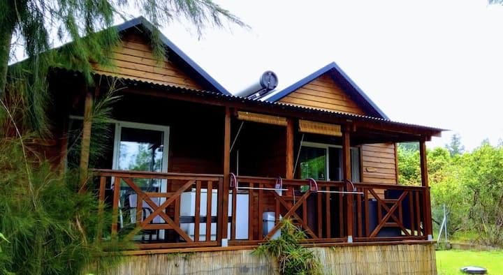 la Pavière: chambres saisonnières