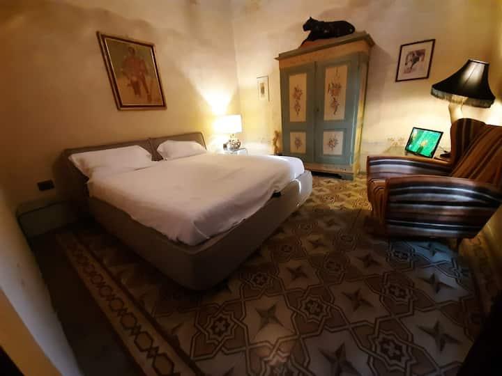 Villa al Ponte, dimora d'arte - apt. innamorati