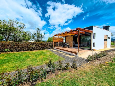 Glamping Smart house Carmesí