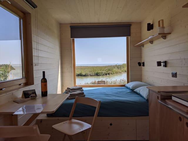 Una stanza immersa in Laguna - Friland