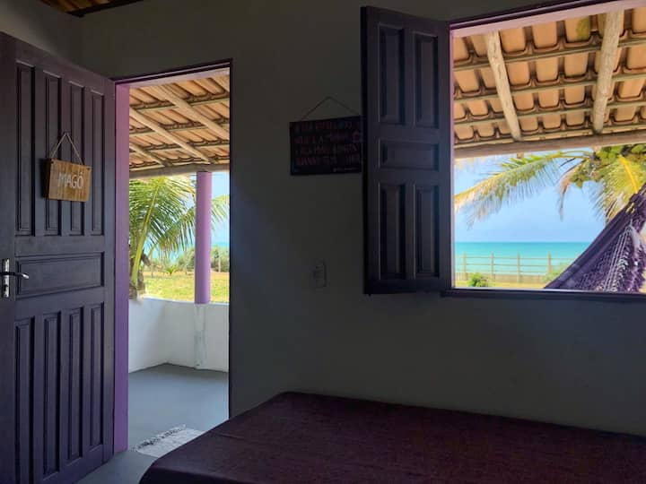 Vila Xandó – Suíte Magô - Beira Mar em Caraíva