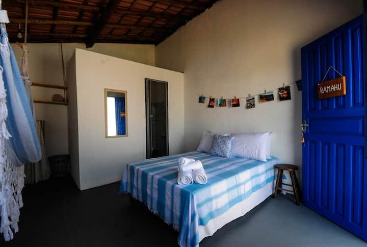 Vila Xandó – Suíte Ramahu - Beira Mar em Caraíva