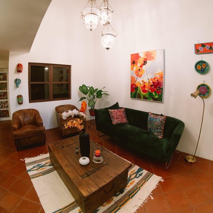 Villa acogedora y exclusiva en Antigua Guatemala