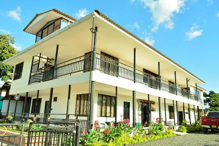 Finca Hotel El Guadual
