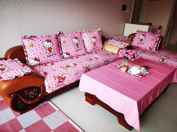 【悠家·墨潭】束河古镇(直面雪山) 玫瑰小镇 艺术小镇 通透阳光榻榻米大床房
