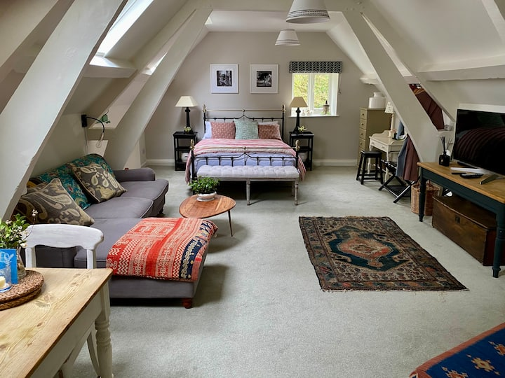 The Stable Loft, Oxfordshire