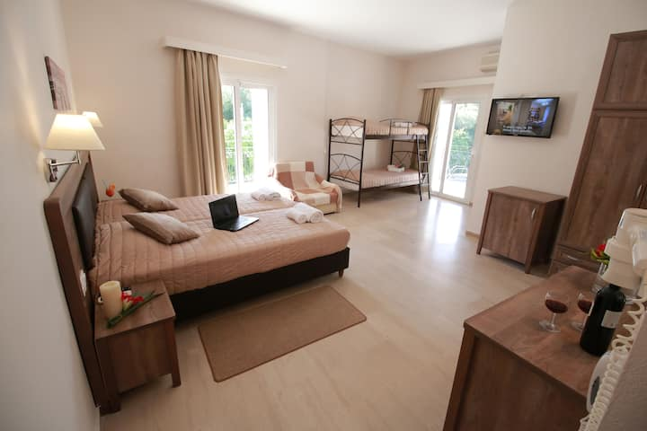 Hotel Yannis Corfu 3* Superior|Family SideSea View