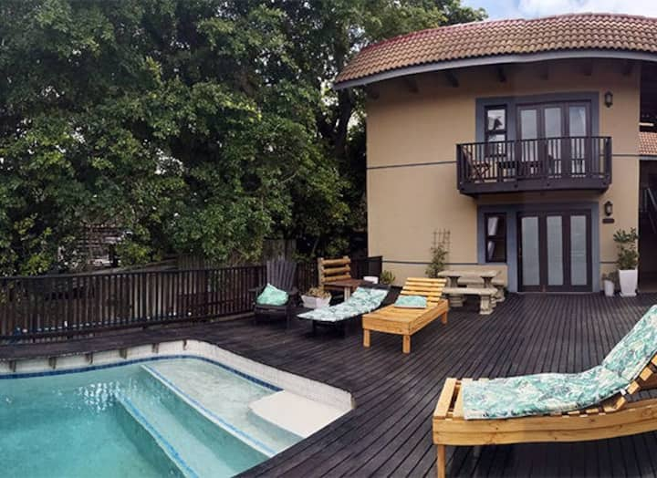 Blissful Milkwood in Plett
